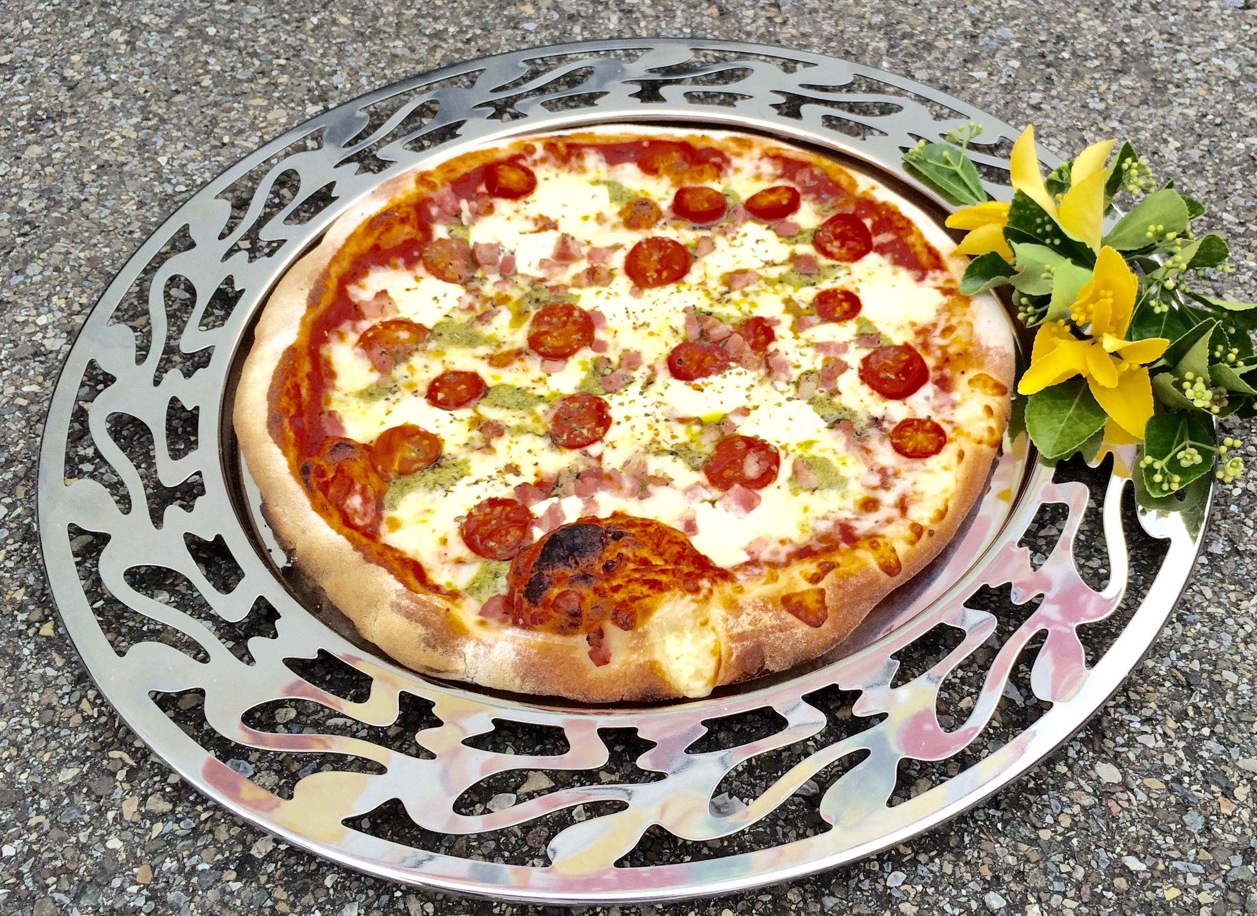 Monatspizza Sommerpizza